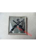 1205mtp Sniper qualification badge. MTP