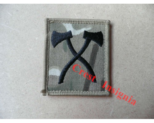 1206mtp Assault Pioneer qualification badge. MTP