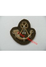 1231b Military Bugler qualification badge.