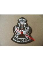 1238 RMSM Student badge. Colour.