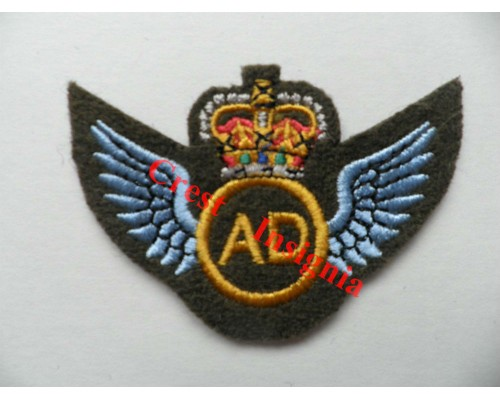1248c Air Dispatcher Wings Brevet. Colour