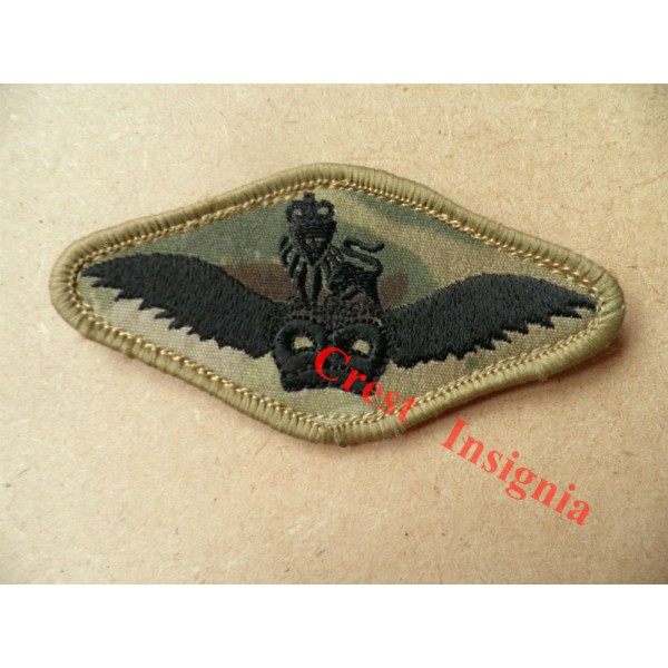 1256mtp  Army Air Corps, Pilots wings  MTP