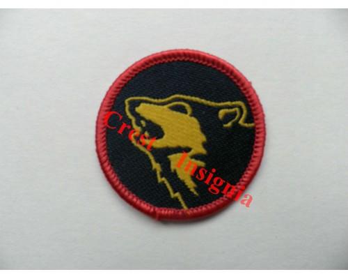 1354c 104th Logistics Brigade TRF. Colour.