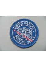 1451 United Nations Identification patch.