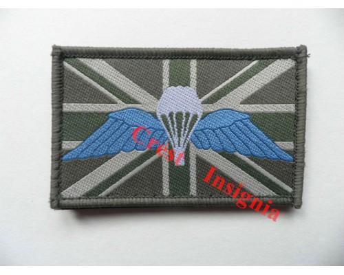 1511 Para Wings/Union Jack morale patch.