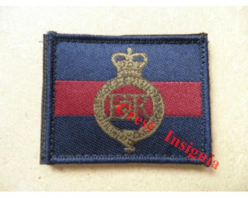 1523  'Blues & Royals' trf/badge morale patch.