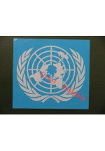 1622 United Nations vehicle decal/sticker.