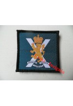 1776 Royal Regt. of Scotland, unit ID morale patch.