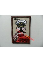 1798 'Yes, You...' morale patch.