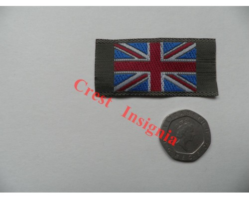 1810c MOD issue [MTP clothing] Union Jack, colour