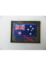 1838a Australia Flag Patch, Auscam.