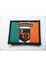 1843 Irish Army, Ranger Wing, unit ID/Morale patch.