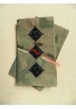 1010mtp UK Forces, Army Captain, MTP rank sliders.