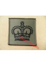 1075 Ubacs/MTP Velcro Rank Patch. CSM/WOII