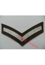 1091 FAD [No2 dress] Rank Insignia.Lance/Corporal.