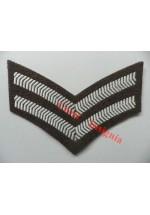 1092 FAD [No 2 dress]  Rank Insignia. Corporal.