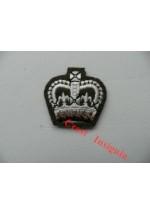 1094 FAD [No2 dress] Rank Insignia. Staff/Colour Sergeant.