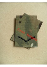1001mtp UK Forces, Lance/Corporal MTP Rank Sliders.