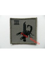 1191 RAF Regiment, 3 Squadron TRF patch.