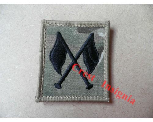 1203mtp Infantry Signaller qualification badge. MTP.