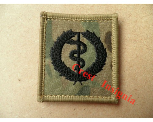 1207mtp Combat medical Tech. qualification badge. MTP.