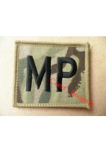 1216mtp Military Police arm badge. MTP.