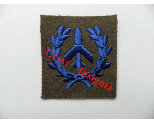 1226 'Aircraft Spotter' qualification badge. 1st class.