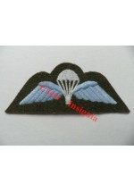 1240c British Army. Parachute Wings. Colour.