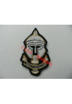 1247c Special Recce. Regt. Beret badge. Full Colour.