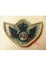 1248mtp Air Dispatcher Wings Brevet. MTP.