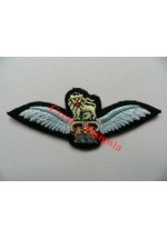 1256c Army Air Corps, Pilots wings. Colour.