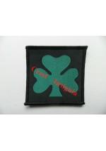 1410 Royal Irish [Shamrock] TRF patch.
