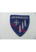 1493 Joint Warfare Centre [Norway] TRF patch.
