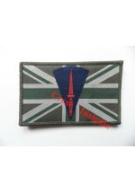1512 Royal Marine Dagger/Union Jack morale patch.