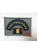 1516 'Poachers' [Royal Anglian] morale patch.