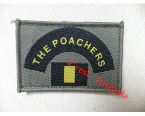 1516 'Poachers' [Royal Anglian] morale patch.