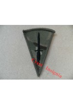 1103mtp. Royal Marine Dagger MTP velcro patch