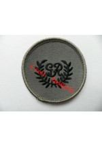 1114s. R. Marines, Kings Cadet Award badge, black/olive.