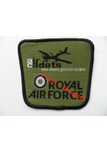 1159 'Air Cadets, The future' woven patch.