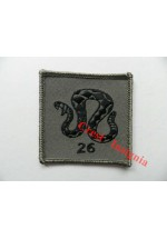 1193 RAF Regiment, 26 Squadron Unit TRF patch.