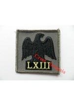 1198 RAF Regiment, 63 Squadron unit id patch.