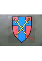 1613 21st Army Group, vehicle decal/sticker.