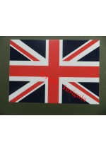 1623 Union Jack. Vehicle sticker/decal.