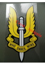 1629 Special Air Service vehicle sticker/decal.