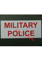 1635 Military Police, vehicle decal/sticker.