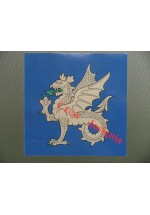 1636 43rd [Wessex] Division, vehicle sticker/decal.