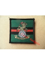 1772 Yorkshire Regiment unit ID morale patch.