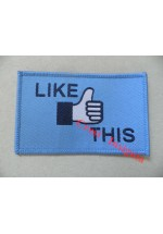 1787 'Like This'  morale patch.