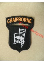 1791 'Chairborne' special forces morale patch.