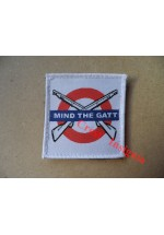 1797 'Mind The Gatt' morale patch.